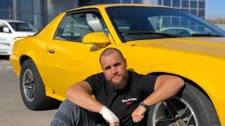 Я купил Chevrolet CAMARO по цене ЖИГИ!