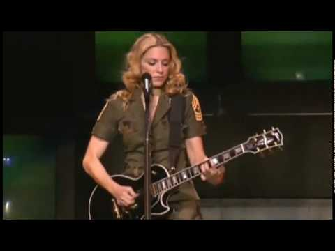 Madonna - Burning Up (Re-Invention Tour Lisbon HQ)