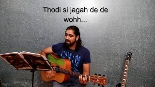 Thodi Si Jagah | Tu Hai Mera Sunday | Arijit Singh with lyrics