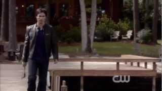 The Vampire Diaries 4x09 Damon and Elena (Part 2)