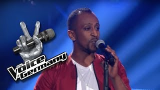 Daniel Merriweather - Red   Robel Ambaye Cover   The Voice of Germany 2017   Blind Audition