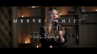 Ateş Böceği (Cover) - Merve Deniz Acoustic Sessions