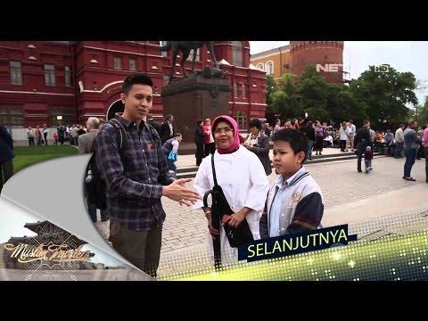 Video Muslim Travelers - Umat Muslim di Moscow, Rusia - 3 Juli 2015