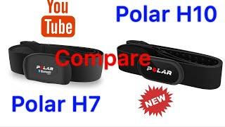 Polar H10 vs Polar H7