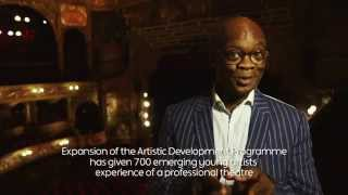preview picture of video 'What does the Hackney Empire mean to you?'
