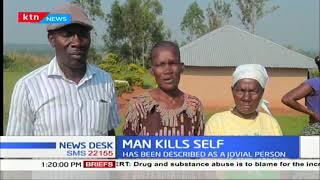 Man kills self in Rongo, Migori County