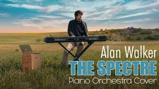 Alan Walker - The Spectre (Piano Orchestra Cover)