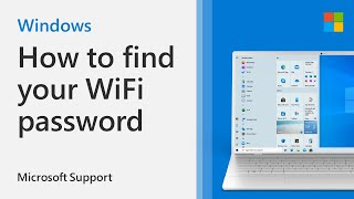 How to find your WiFi password using Windows 10 | Microsoft