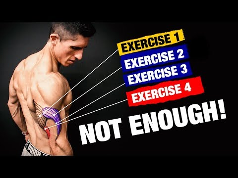 The PERFECT Triceps Workout (Sets and Reps Included)