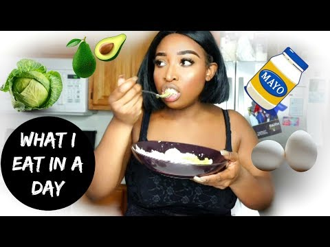 WHAT I EAT ON THE KETO DIET TO LOOSE WEIGHT