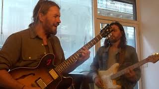 """""""Pain And Misery"""", The Teskey Brothers (acoustic)   Paris, Février 2019"""