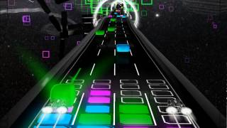 Audiosurf -DVE- Test My Best by E-Rotic