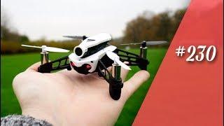 Parrot Mambo FPV Flug ( Part 2 / 2 ) // Minidrone Drohne // deutsch// in 4K #230
