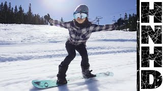 Girls Are Awesome # 6 - Snowboarding Edition