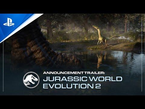 Jurassic World Evolution 2 Heads Beyond the Muertes Archipelago for Its New Dinosaur Park