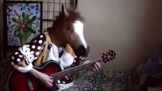 Кино (В. Цой) - Апрель│Fingerstyle guitar solo cover│