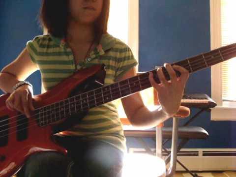 Radiohead - Sulk bass