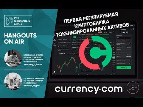 #Currency. Криптобиржа Currency.com, что нужно знать о торговле с левереджем.
