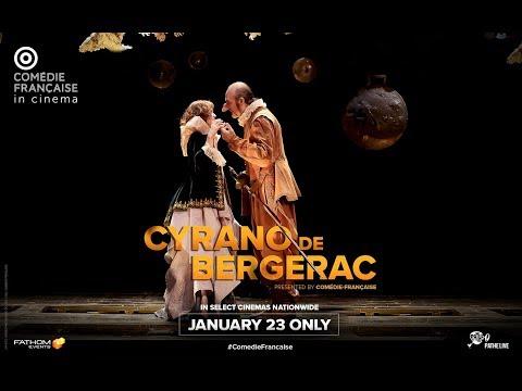 CYRANO DE BERGERAC - La Comédie-Française in cinema (US Trailer)