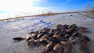 Новое о рыбалке со льда 2020 2020