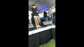 Wilful Damage Sprung Hip Hop 2012