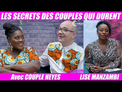 COUPLE HEYES : Les secrets des couples qui durent - Au Coeur de l'Amour #CASARHEMA COUPLE HEYES : Les secrets des couples qui durent - Au Coeur de l'Amour #CASARHEMA