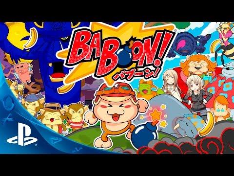 Baboon!® - PS4 (Launch Trailer) (EU) (English) thumbnail