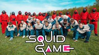 SQUID GAME W PRAWDZIWYM ŻYCIU O 10.000 PLN!