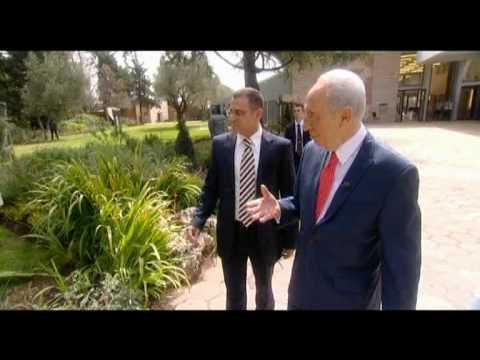 כשיצפאן פגש את שמעון פרס - לזכרו של ראש הממשלה ונשיא המדינה לשעבר