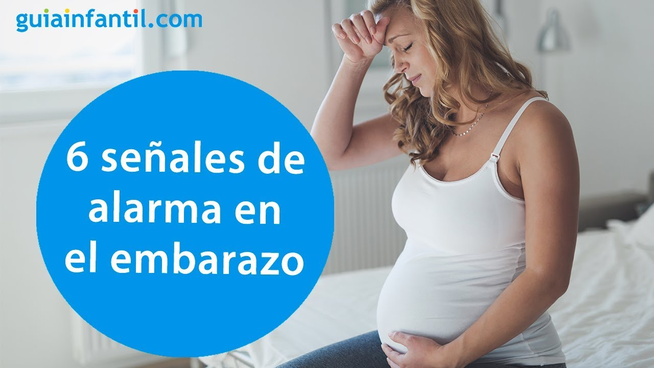 5 signos de alarma que indican que algo va mal durante el embarazo
