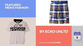 By Ecko Unltd Featured Men's Fashion