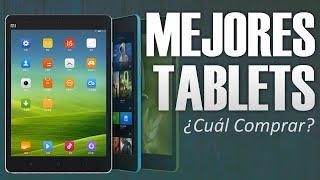 Mejores Tablets del Mercado 2015 - 2016: ¿Cuál Comprar?