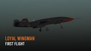 First Flight Loyal Wingman
