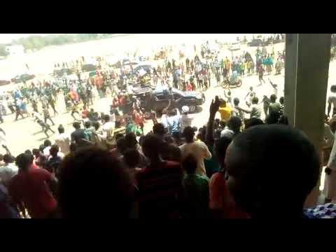 Video Lokaci da Malam Nasiru EL Rufai yaje Murtala Square Kaduna domin taya Murnan cin Zabe