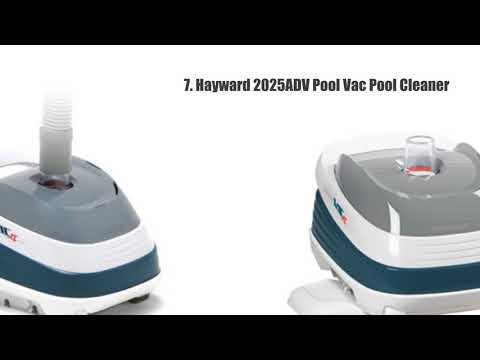 ✅Top 10 Best Robotic Above Ground Pool Cleaners