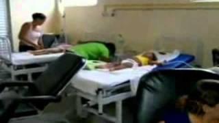 Mãe Assiste Filha Morrer No Hospital (2011)