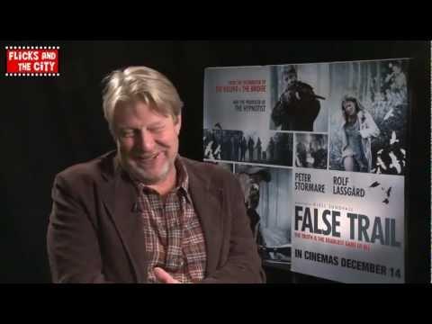 Wallander star Rolf Lassgard Interview - False Trail | MTW
