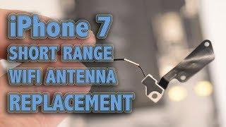 iPhone 7 Short Range WiFi Antenna Replacement