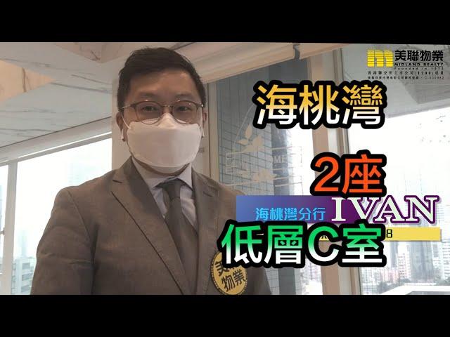 【#代理Ivan推介】海桃灣2座低層C室