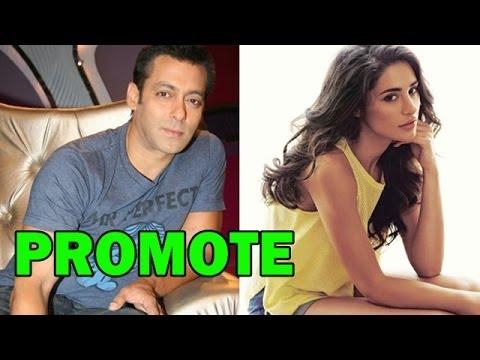 Salman Khan to 'PROMOTE' Nargis Fakhri