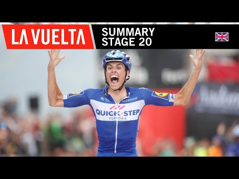 Video | Samenvatting etappe 20 Vuelta a Espana