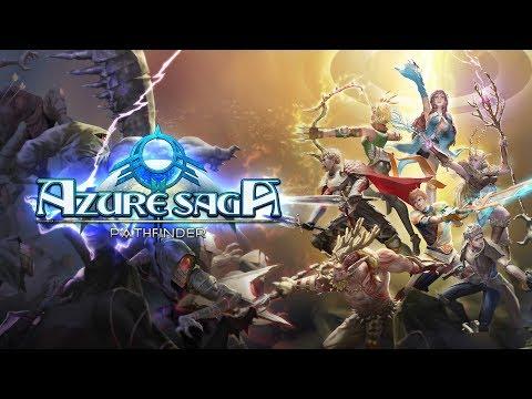 Azure Saga: Pathfinder - Release Trailer thumbnail