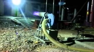 HaiQi Biomass gasification generator.
