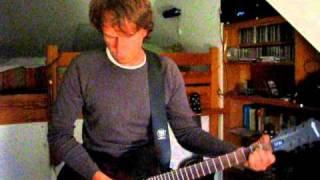 U2 - In God's Country (Guitaroke-cover)