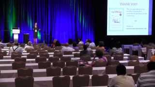 2013 Atlanta - Eating Well With Scleroderma - Linda Kaminski, MS, RD, CDE