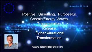 Cosmic Energy Waves, Life Changing