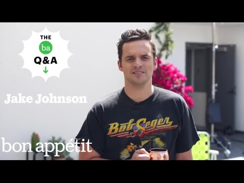 Jake Johnson BA Q&A