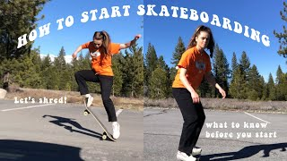 How to start skateboarding: Making it less intimidating for yourself