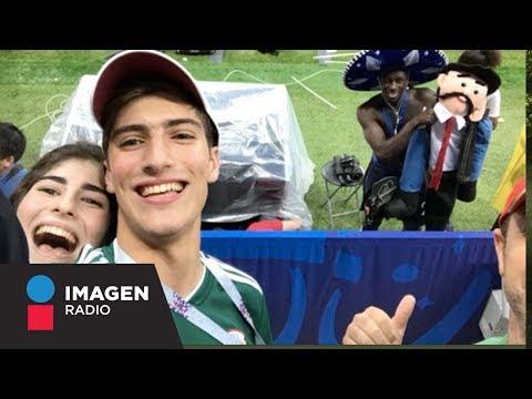 Guardamos el sombrero de charro para el partido de Francia  Hermanos Domeme fec2a6c8d23