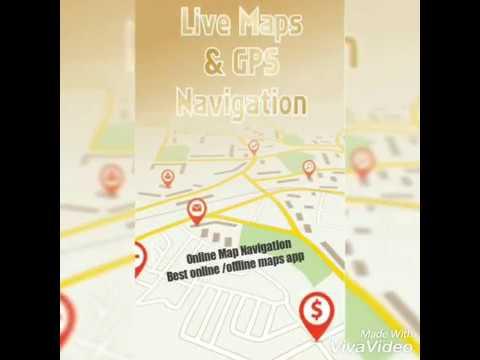 Descargar Mapa Gps Gratis.Mapas En Vivo Y Navegacion Gps 1 0 2 Android Descargar Gratis